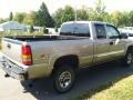 2003 Pewter Metallic GMC Sierra 2500HD SLE Extended Cab 4x4  photo #5