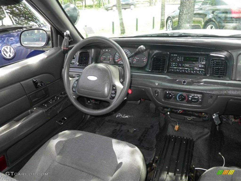 2003 Ford Crown Victoria Police Interceptor Interior Color Photos