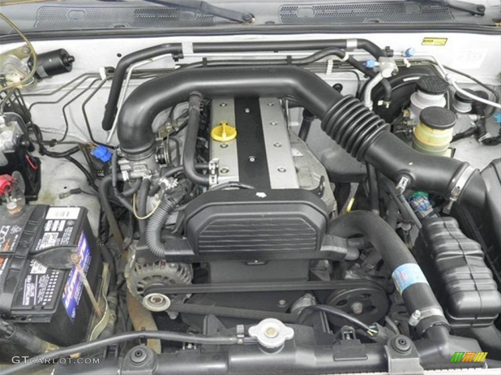 1998 isuzu rodeo s 2 2 liter dohc 16 valve 4 cylinder 1997 isuzu rodeo engine diagram