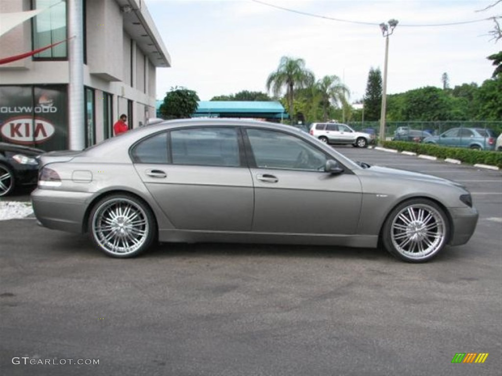 2003 BMW 7 Series 745Li Sedan Custom Wheels Photo 70870834