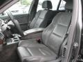 Basalt Grey/Flannel Grey Front Seat Photo for 2003 BMW 7 Series #70870897
