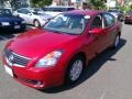 Code Red Metallic 2009 Nissan Altima Gallery