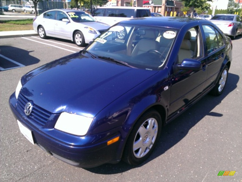 2001 galactic blue volkswagen jetta glx vr6 sedan. Black Bedroom Furniture Sets. Home Design Ideas