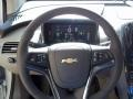 Pebble Beige/Dark Accents Steering Wheel Photo for 2013 Chevrolet Volt #70882414