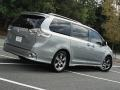 2011 Silver Sky Metallic Toyota Sienna SE  photo #2