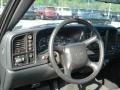 2000 Dark Carmine Red Metallic Chevrolet Silverado 1500 LS Regular Cab 4x4  photo #8