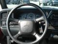 2000 Dark Carmine Red Metallic Chevrolet Silverado 1500 LS Regular Cab 4x4  photo #12