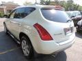 2007 Glacier Pearl White Nissan Murano SE AWD  photo #9