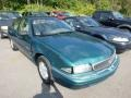 Manta Green Metallic 1996 Buick Skylark Custom Sedan