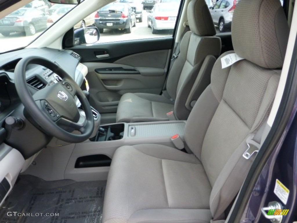 Gray interior 2013 honda cr v ex awd photo 70888192 for Honda cr v 2013 interior