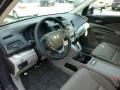 Gray Prime Interior Photo for 2013 Honda CR-V #70888219