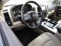 2011 Deep Cherry Red Crystal Pearl Dodge Ram 1500 Laramie Quad Cab 4x4  photo #10