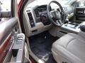 2011 Deep Cherry Red Crystal Pearl Dodge Ram 1500 Laramie Quad Cab 4x4  photo #11