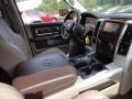 2011 Deep Cherry Red Crystal Pearl Dodge Ram 1500 Laramie Quad Cab 4x4  photo #13