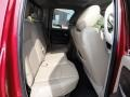 2011 Deep Cherry Red Crystal Pearl Dodge Ram 1500 Laramie Quad Cab 4x4  photo #15