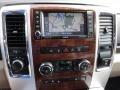 2011 Deep Cherry Red Crystal Pearl Dodge Ram 1500 Laramie Quad Cab 4x4  photo #22