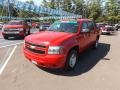 Victory Red 2007 Chevrolet Avalanche Gallery