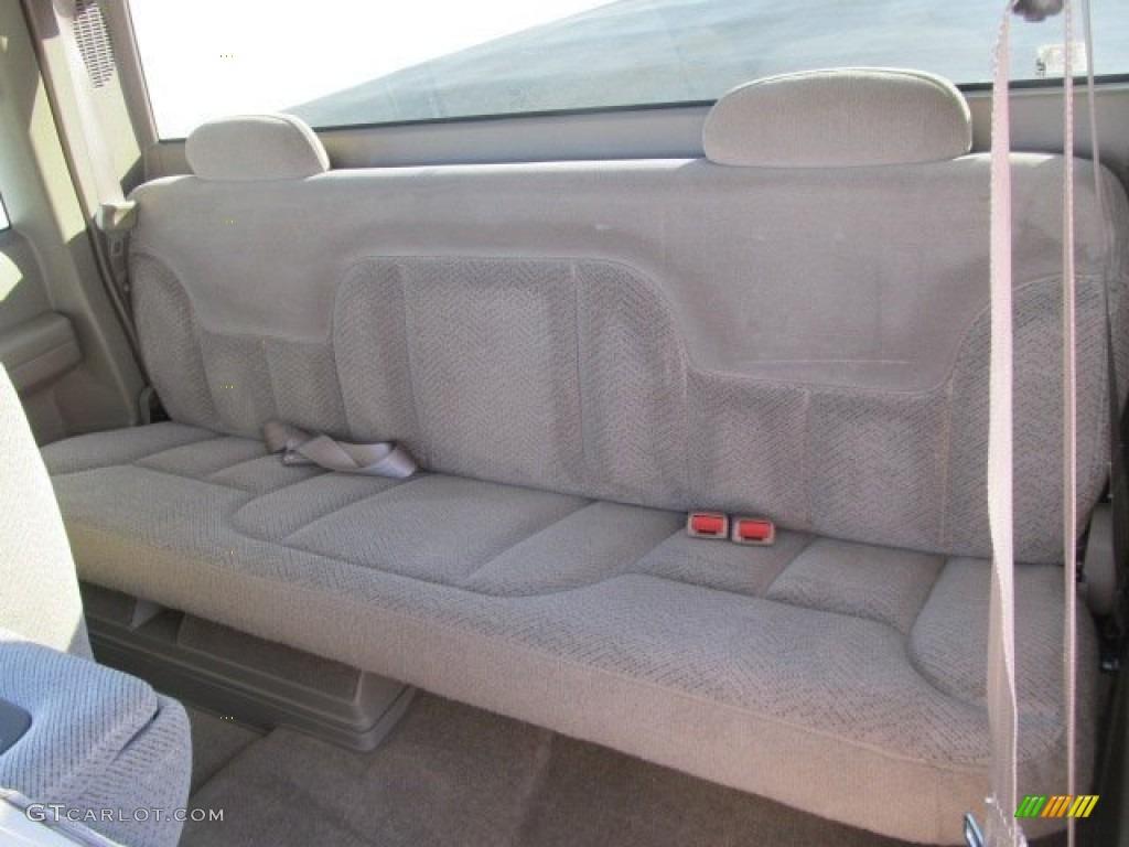 1997 Chevrolet C K K1500 Silverado Extended Cab 4x4 Rear