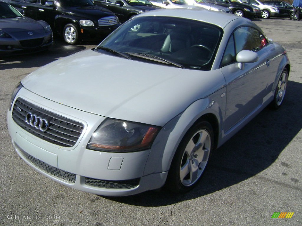 2001 aviator grey pearl audi tt 1 8t quattro coupe 70893870 car color galleries. Black Bedroom Furniture Sets. Home Design Ideas