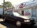1998 Black Cadillac DeVille Sedan #70893841