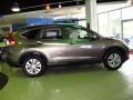 2012 Urban Titanium Metallic Honda CR-V EX-L  photo #2
