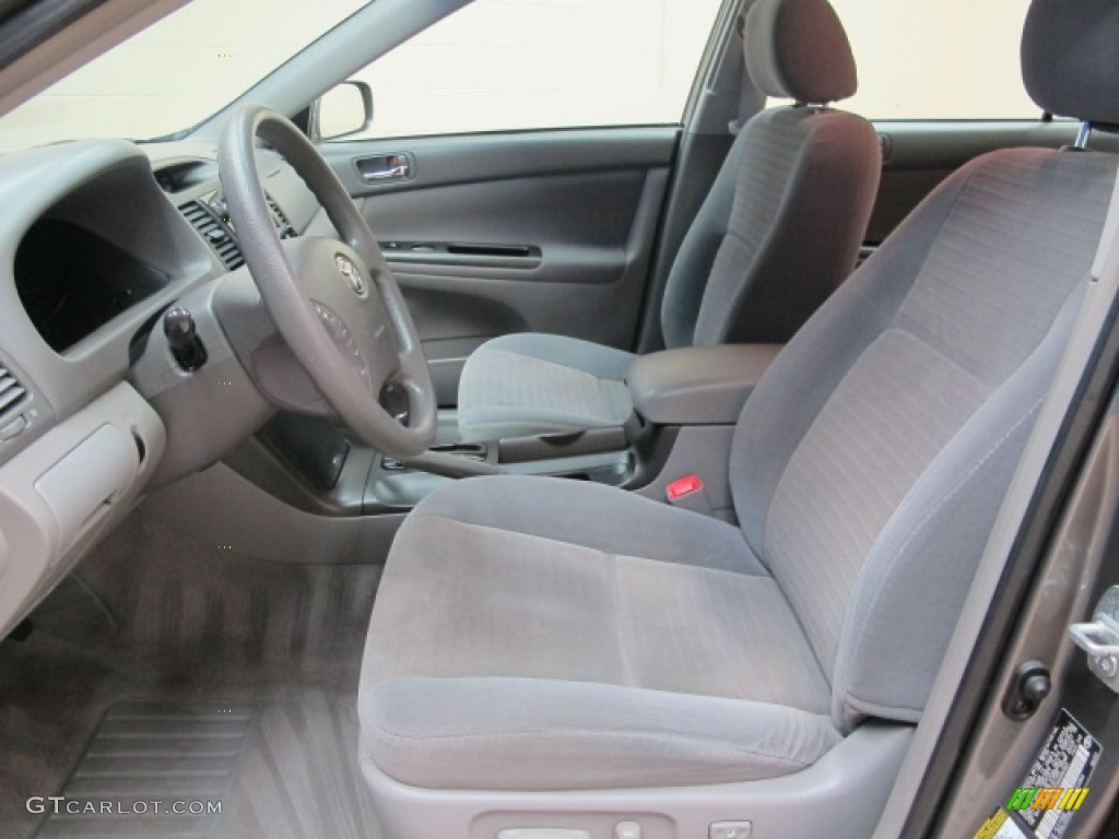 Stone Gray Interior 2006 Toyota Camry Le Photo 70913632
