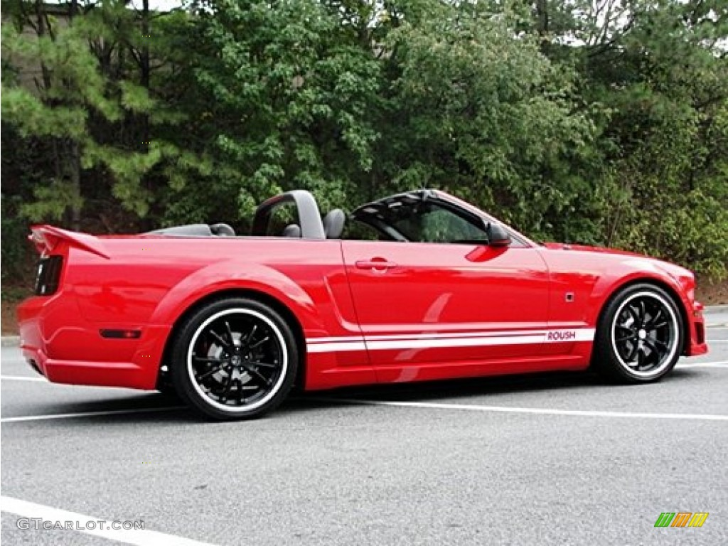 2009 Mustang Gt Specs >> 2005 Torch Red Ford Mustang Roush Stage 1 Convertible #70893691 Photo #10 | GTCarLot.com - Car ...