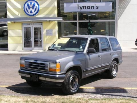 1991 Ford Explorer XLT 4x4 Data, Info and Specs