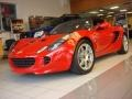 Ardent Red 2005 Lotus Elise