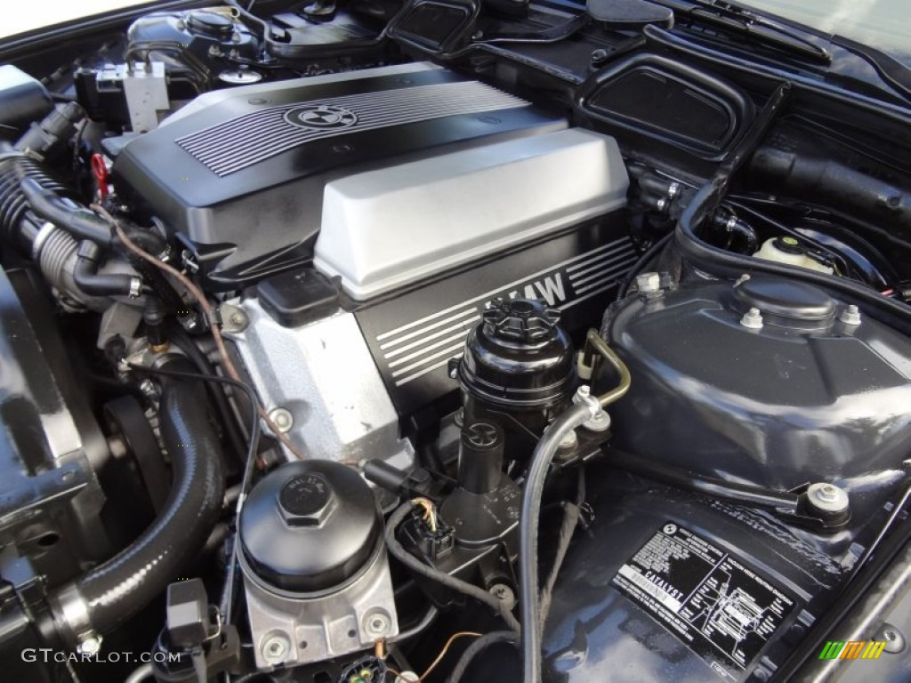 1998 bmw 740il engine diagram 1998 bmw 7 series 740il sedan 4.4 liter dohc 32-valve v8 ... 1994 bmw 740il engine diagram
