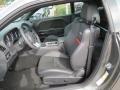 Dark Slate Gray Front Seat Photo for 2012 Dodge Challenger #70926486