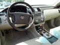 2010 Cadillac DTS Shale/Cocoa Interior Dashboard Photo