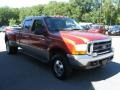 Dark Toreador Red Metallic 1999 Ford F350 Super Duty Gallery