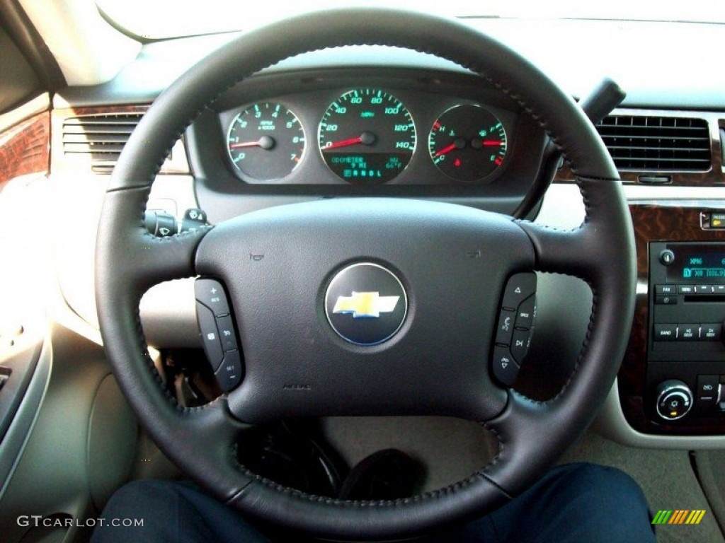 2013 chevrolet impala lt gray steering wheel photo 70934068