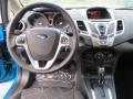 Charcoal Black Dashboard Photo for 2013 Ford Fiesta #70948069