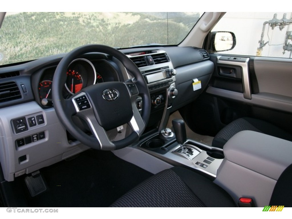 Graphite Interior 2013 Toyota 4runner Sr5 4x4 Photo 70949056