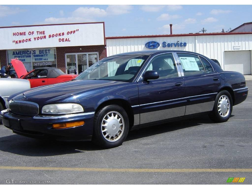 1999 Midnight Blue Pearl Buick Park Avenue 7062128 Gtcarlot Com Car Color Galleries