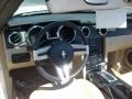 2007 Performance White Ford Mustang V6 Deluxe Convertible  photo #17