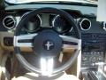 2007 Performance White Ford Mustang V6 Deluxe Convertible  photo #21