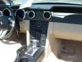 2007 Performance White Ford Mustang V6 Deluxe Convertible  photo #24