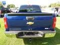 2013 Blue Topaz Metallic Chevrolet Silverado 1500 LT Crew Cab 4x4  photo #6