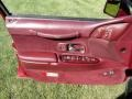 Dark Red Door Panel Photo for 1996 Lincoln Town Car #70972942