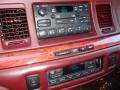 Dark Red Audio System Photo for 1996 Lincoln Town Car #70973020