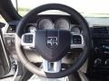 Dark Slate Gray Steering Wheel Photo for 2013 Dodge Challenger #70975513