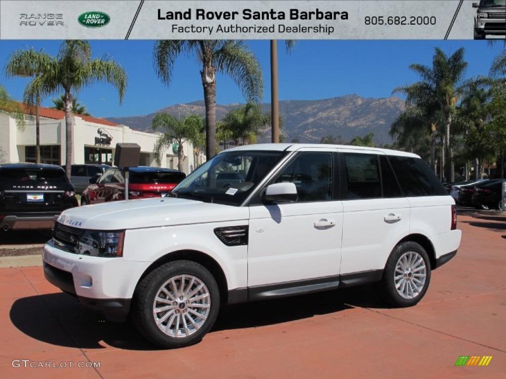 range rover 2013 white sport