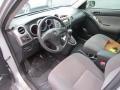 Dark Charcoal 2007 Toyota Matrix Interiors