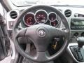 Dark Charcoal Steering Wheel Photo for 2007 Toyota Matrix #70977313