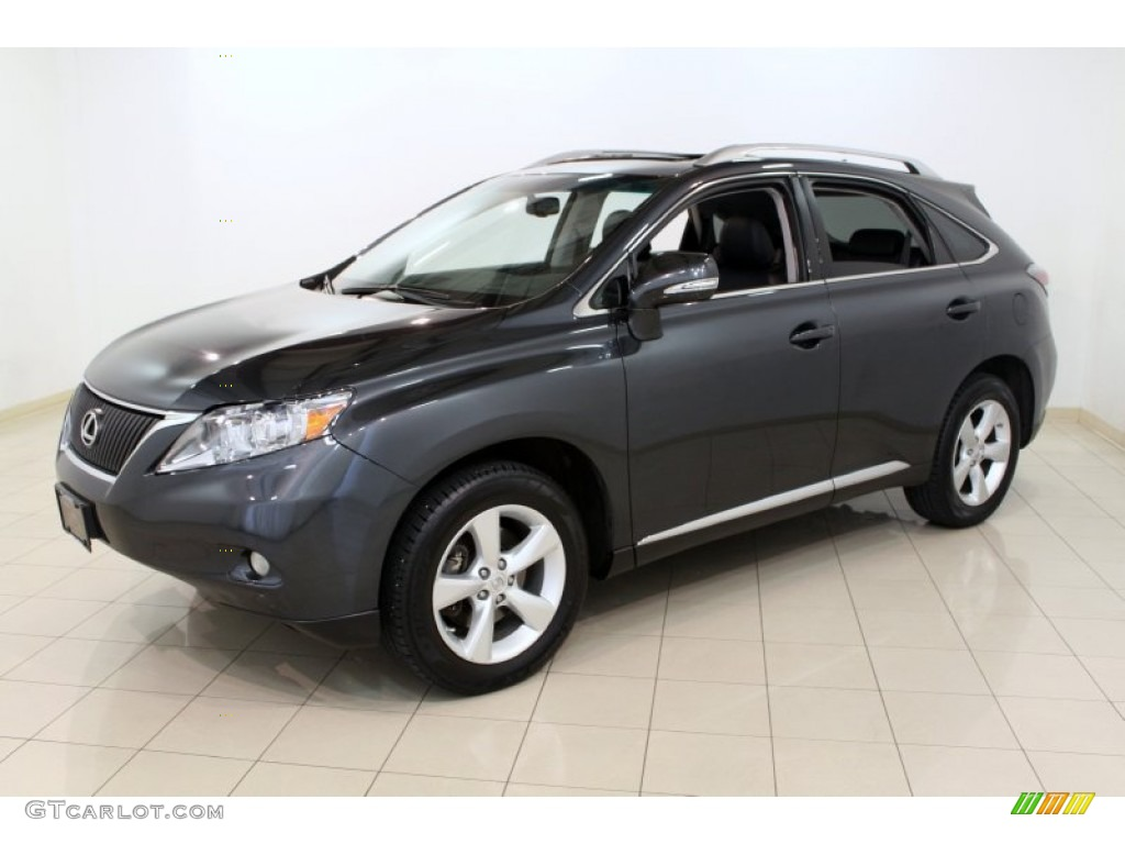 Smokey Granite Mica 2010 Lexus Rx 350 Awd Exterior Photo 70995598