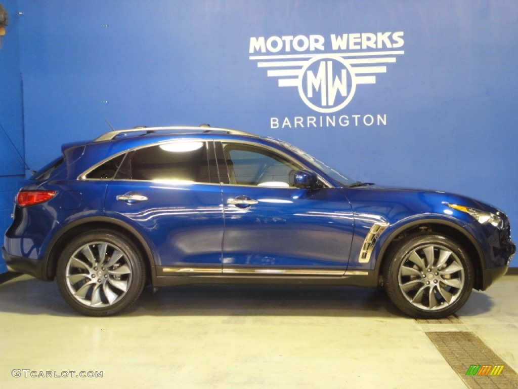 2012 iridium blue infiniti fx 35 awd limited edition 70963071 2012 fx 35 awd limited edition iridium blue graphite photo 14 vanachro Image collections