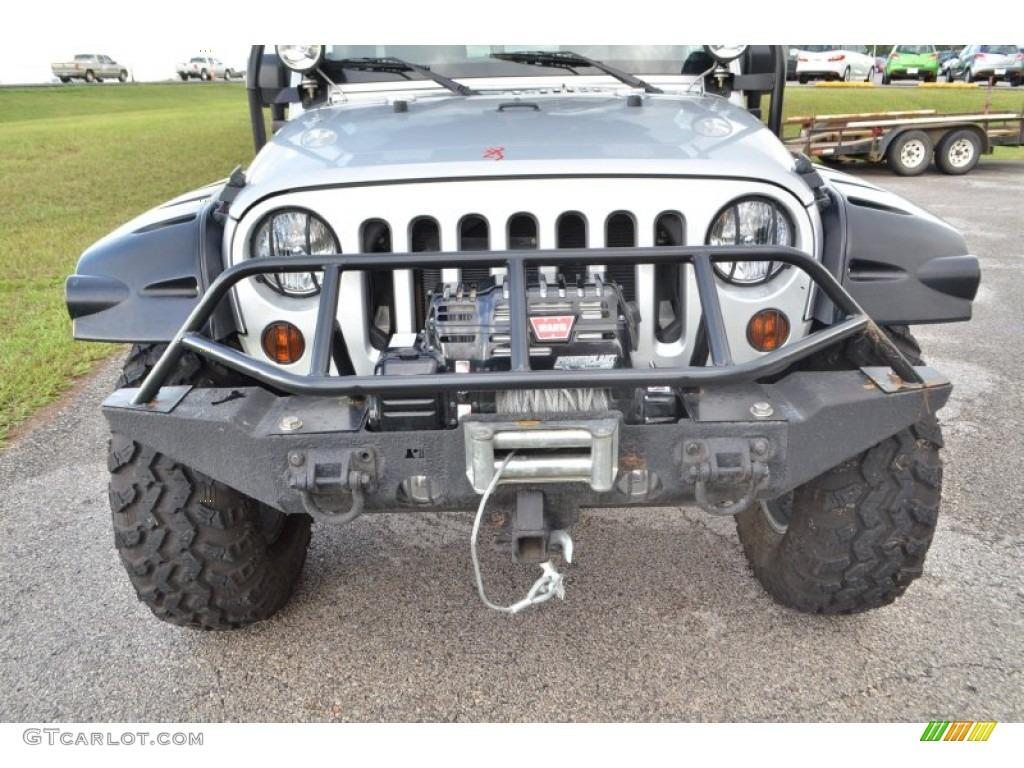 2011 jeep wrangler unlimited rubicon 4x4 warn winch photo. Black Bedroom Furniture Sets. Home Design Ideas